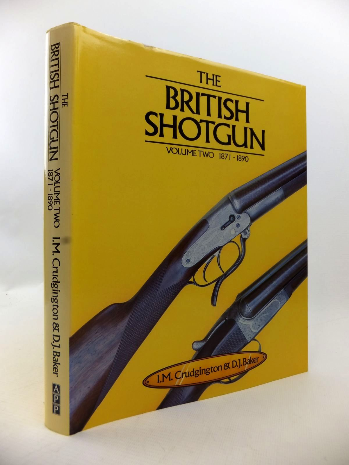 Photo of THE BRITISH SHOTGUN VOLUME TWO 1871-1890- Stock Number: 1813471