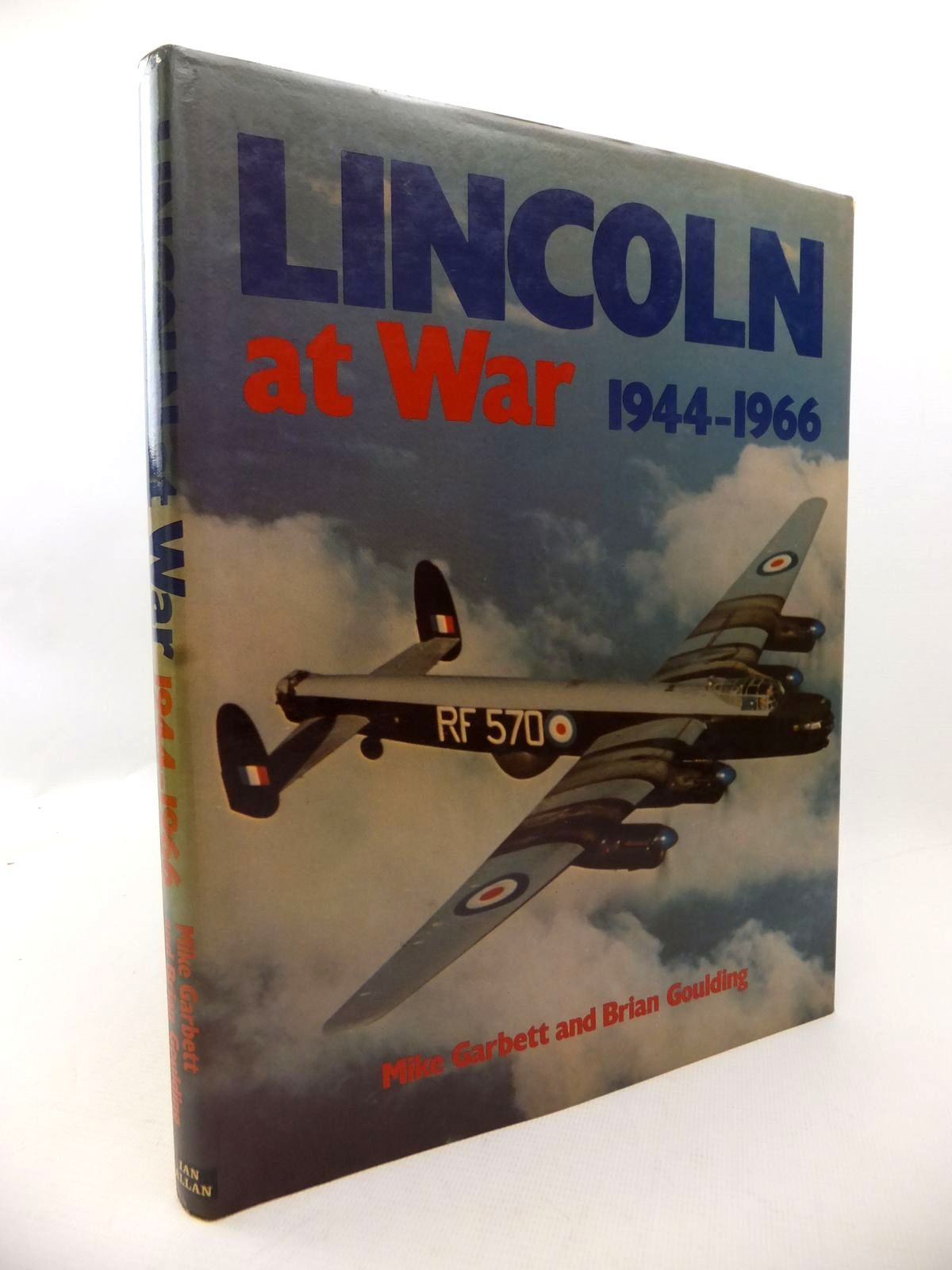 Photo of LINCOLN AT WAR 1944-1966- Stock Number: 1813536