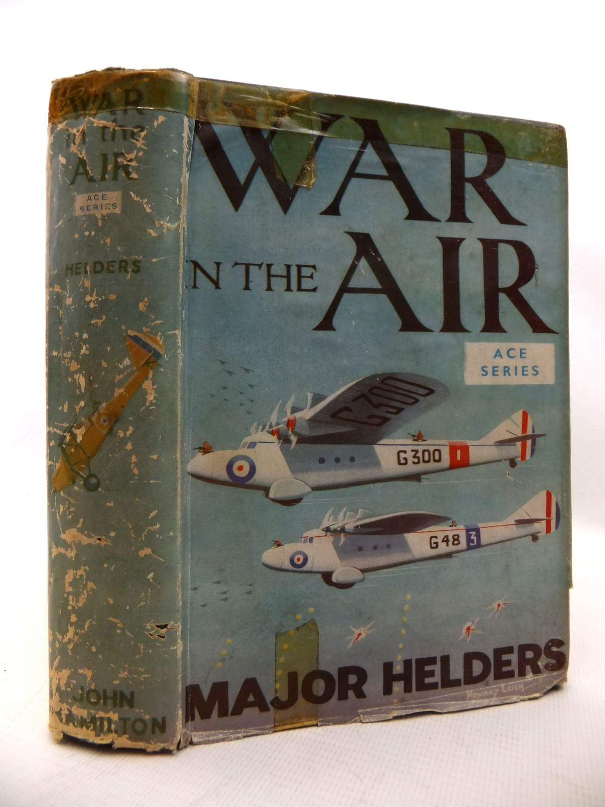Photo of WAR IN THE AIR- Stock Number: 1813849