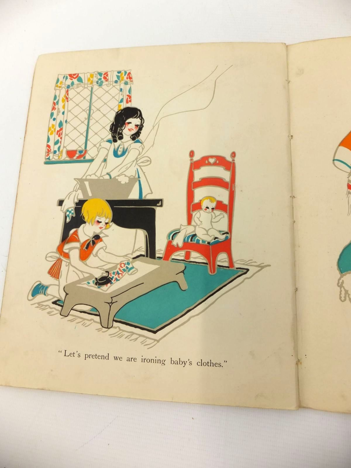 Photo of LET'S PRETEND illustrated by Angrave, I. Bennington published by Nelson (STOCK CODE: 1813857)  for sale by Stella & Rose's Books