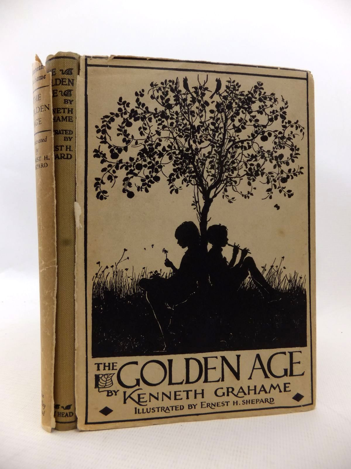 Photo of THE GOLDEN AGE written by Grahame, Kenneth illustrated by Shepard, E.H. published by John Lane The Bodley Head (STOCK CODE: 1813869)  for sale by Stella & Rose's Books