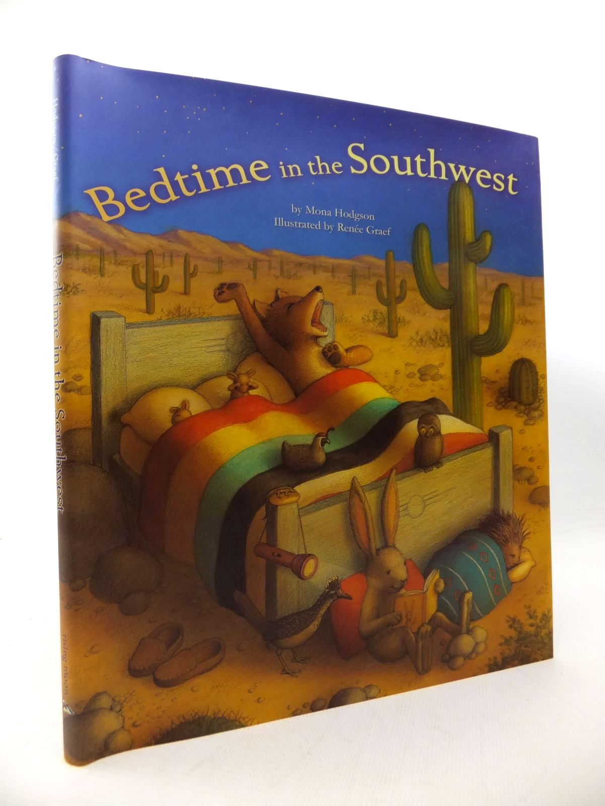 Photo of BEDTIME IN THE SOUTHWEST- Stock Number: 1813894