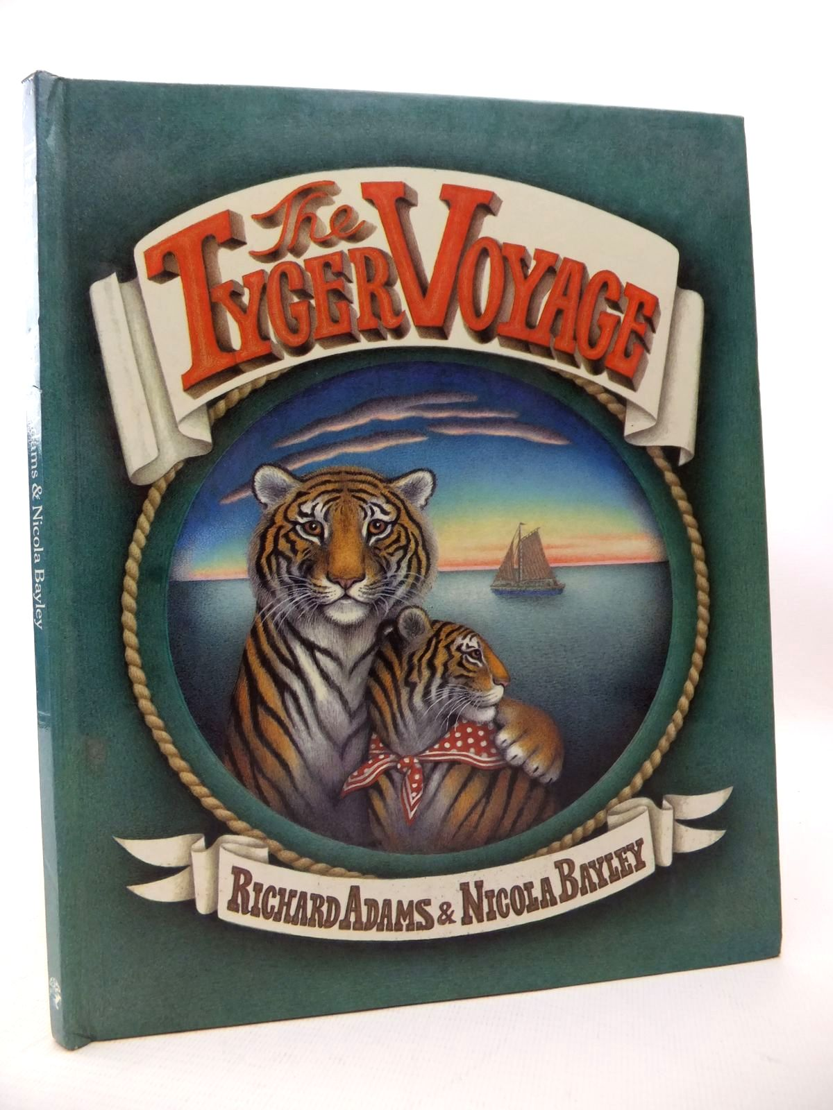 Photo of THE TYGER VOYAGE- Stock Number: 1813896