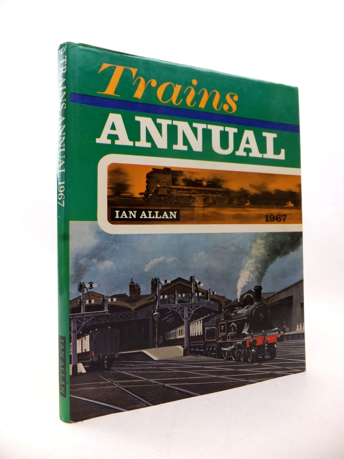 Photo of TRAINS ANNUAL 1967 published by Ian Allan (STOCK CODE: 1814060)  for sale by Stella & Rose's Books