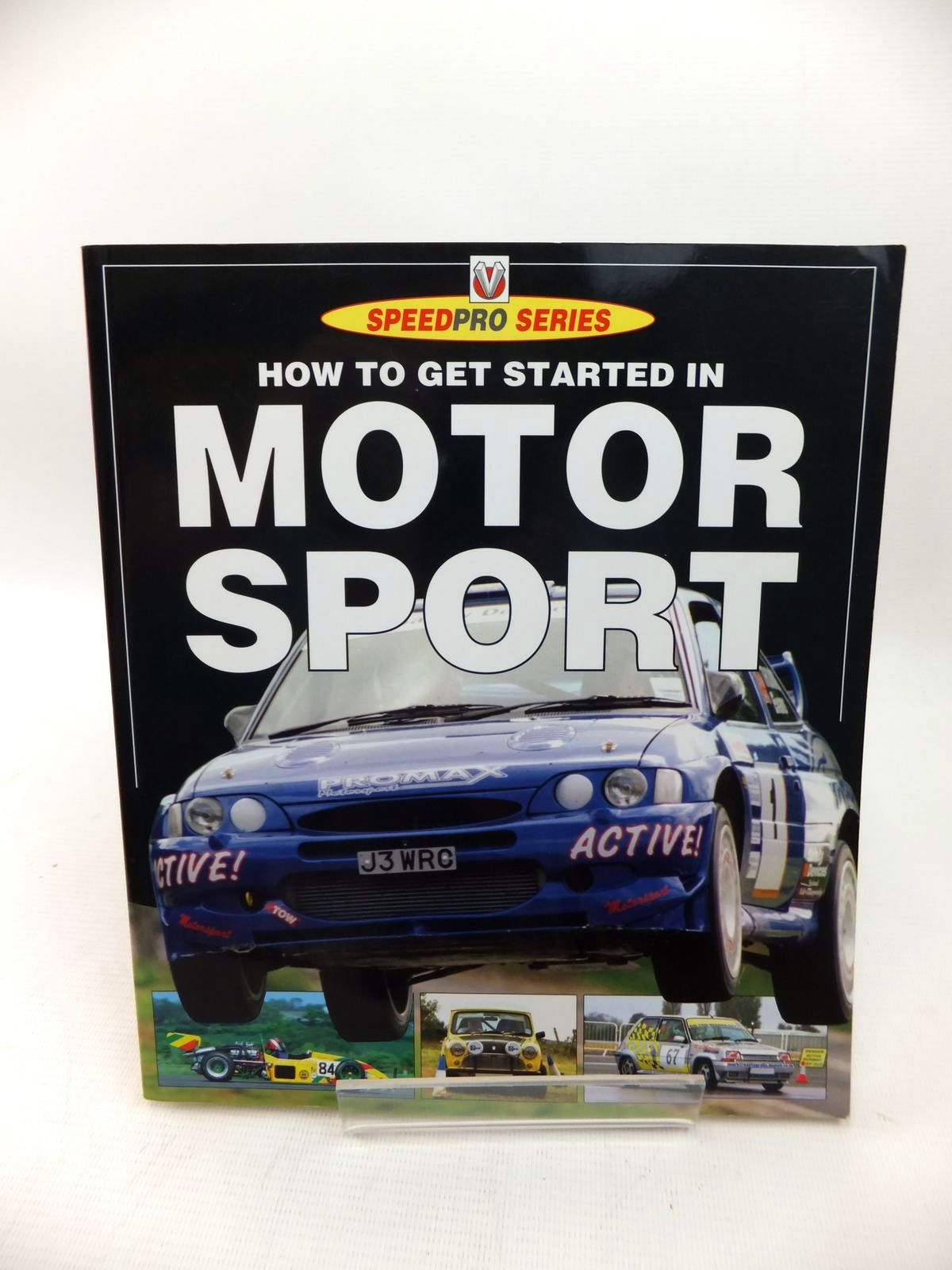 Photo of HOW TO GET STARTED IN MOTOR SPORT- Stock Number: 1814157