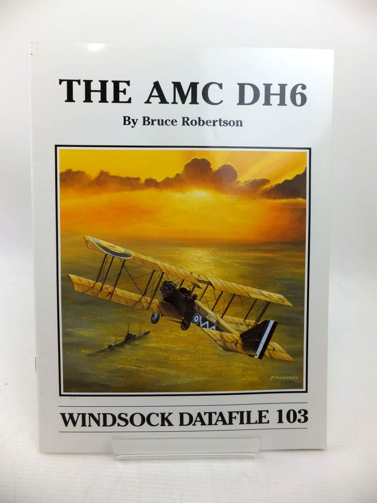 Photo of THE AMC DH6- Stock Number: 1814211