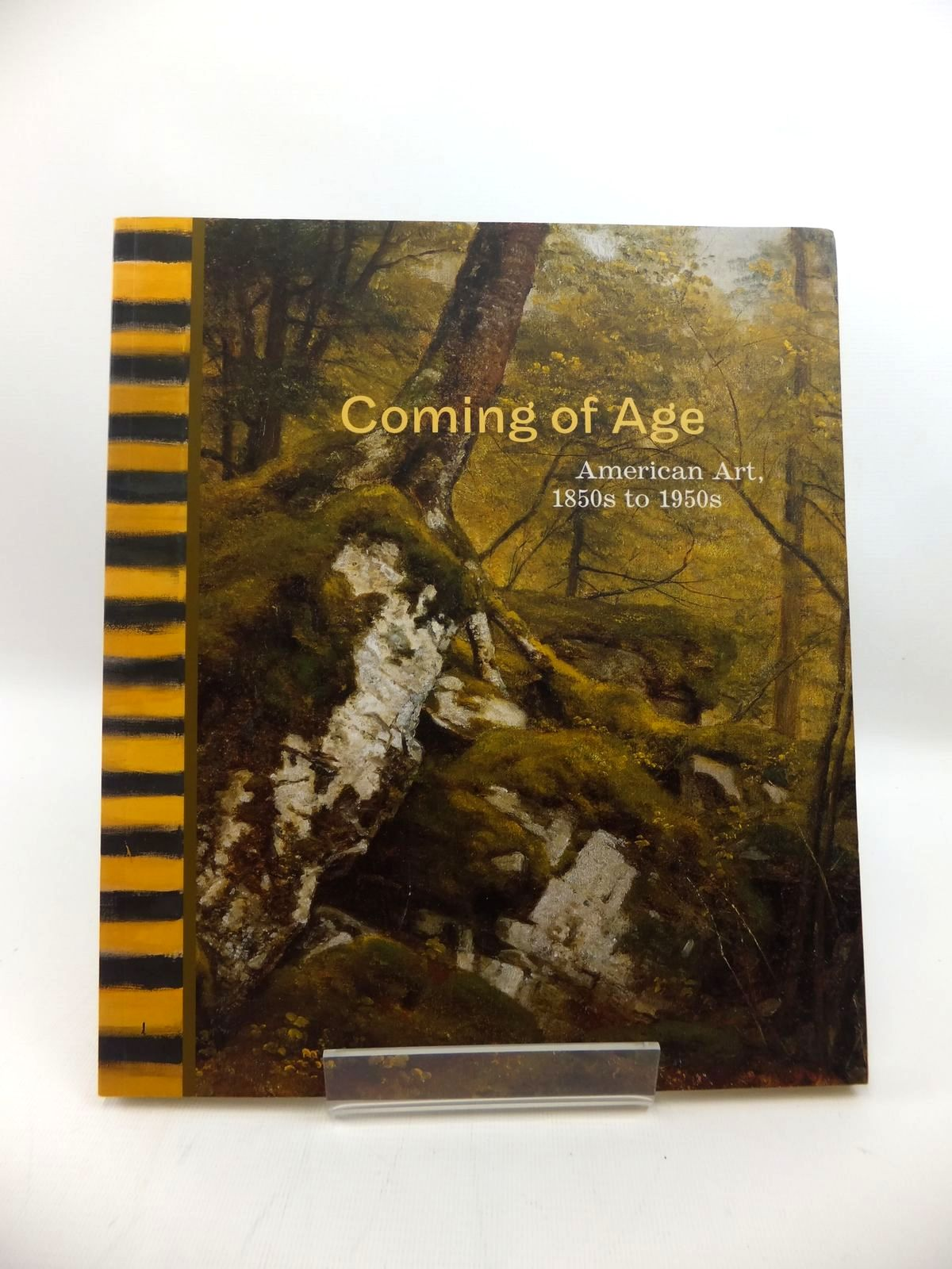 Photo of COMING OF AGE: AMERICAN ART 1850S TO 1950S written by Agee, William C. Faxon, Susan C. published by The American Federation of Arts, Yale University Press (STOCK CODE: 1814273)  for sale by Stella & Rose's Books