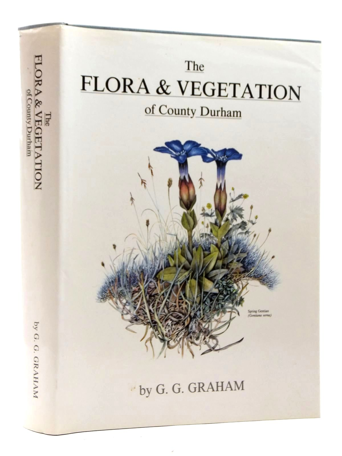 Photo of THE FLORA AND VEGETATION OF COUNTY DURHAM written by Graham, G.G. published by The Durham Flora Committee, Durham County Conservation Trust Limited (STOCK CODE: 1814321)  for sale by Stella & Rose's Books