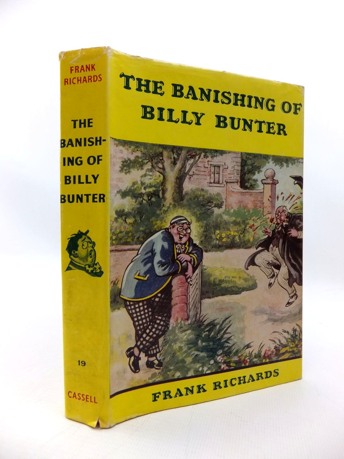 Photo of THE BANISHING OF BILLY BUNTER written by Richards, Frank illustrated by Chapman, C.H. published by Cassell & Company Ltd (STOCK CODE: 1814370)  for sale by Stella & Rose's Books