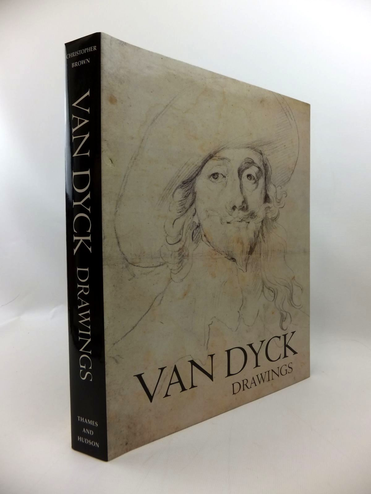 Photo of VAN DYCK DRAWINGS written by Brown, Christopher illustrated by Van Dyck, Anthony published by Thames and Hudson (STOCK CODE: 1814462)  for sale by Stella & Rose's Books