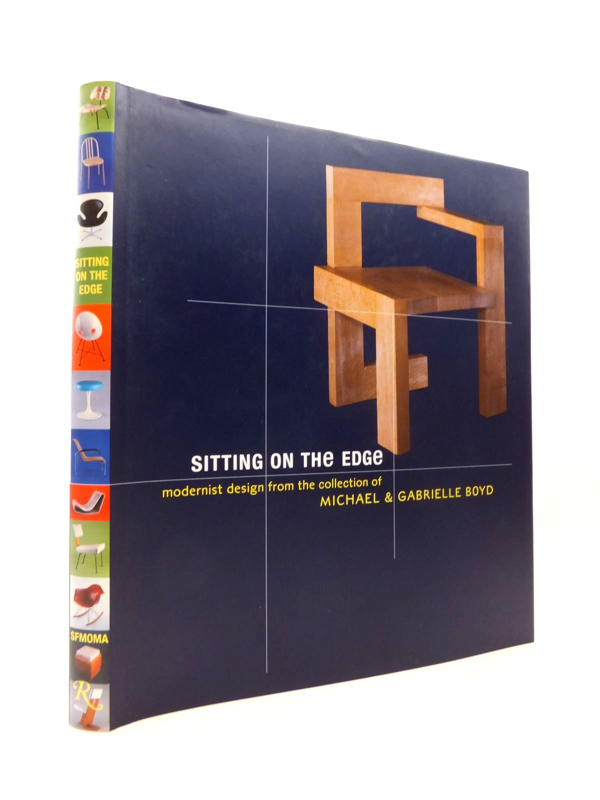 Photo of SITTING ON THE EDGE: MODERNIST DESIGN FROM THE COLLECTION OF MICHAEL & GABRIELLE BOYD- Stock Number: 1814474