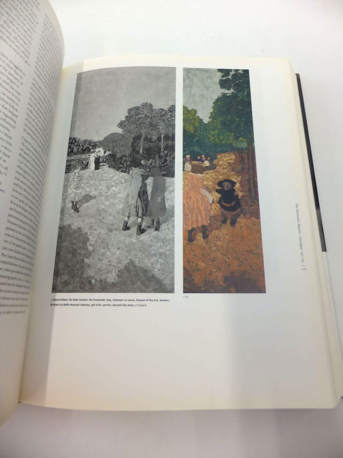 Photo of EDOUARD VUILLARD written by Cogeval, Guy