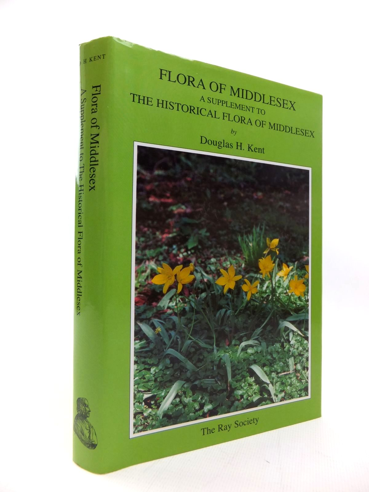 Photo of FLORA OF MIDDLESEX: A SUPPLEMENT TO THE HISTORICAL FLORA OF MIDDLESEX written by Kent, Douglas H. published by The Ray Society London (STOCK CODE: 1814516)  for sale by Stella & Rose's Books