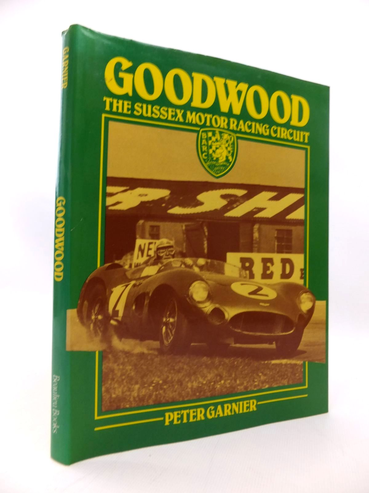 Photo of GOODWOOD THE SUSSEX MOTOR RACING CIRCUIT- Stock Number: 1814520