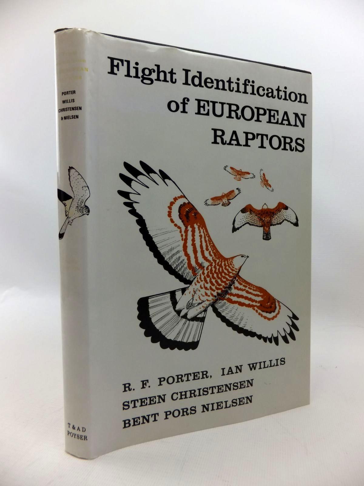 Photo of FLIGHT IDENTIFICATION OF EUROPEAN RAPTORS- Stock Number: 1814541