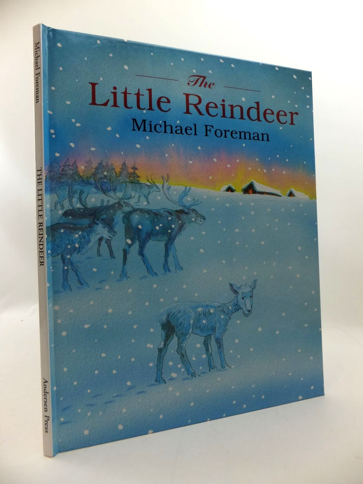 Photo of THE LITTLE REINDEER- Stock Number: 1814597