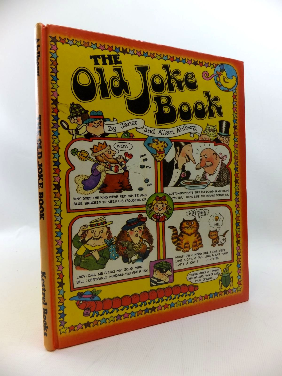 Photo of THE OLD JOKE BOOK- Stock Number: 1814625