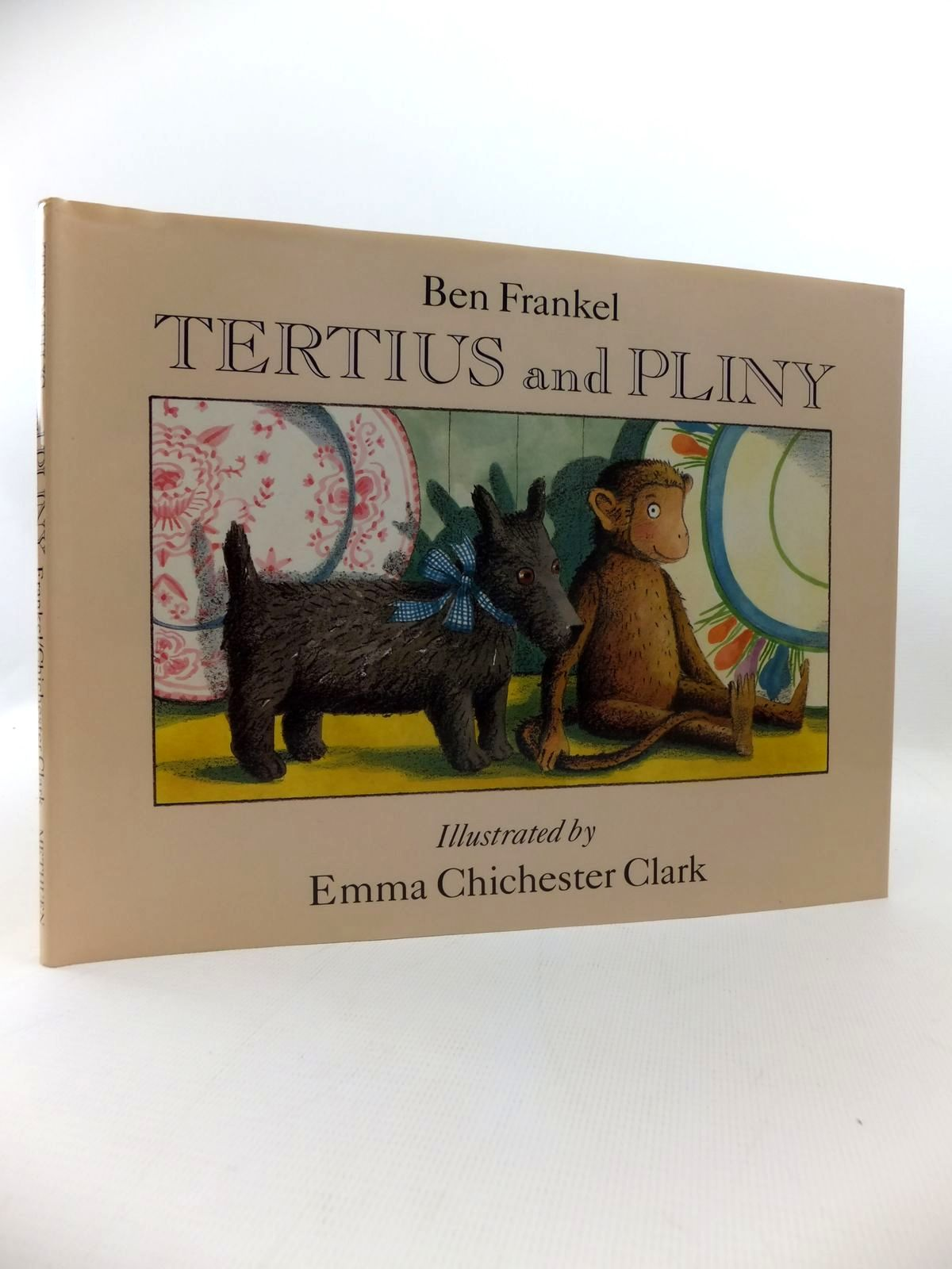 Photo of TERTIUS AND PLINY written by Frankel, Ben illustrated by Clark, Emma Chichester published by Methuen Children's Books (STOCK CODE: 1814629)  for sale by Stella & Rose's Books