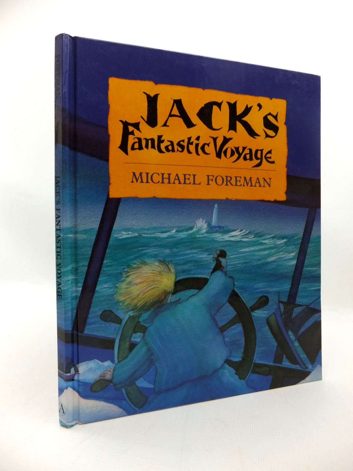 Photo of JACK'S FANTASTIC VOYAGE- Stock Number: 1814631