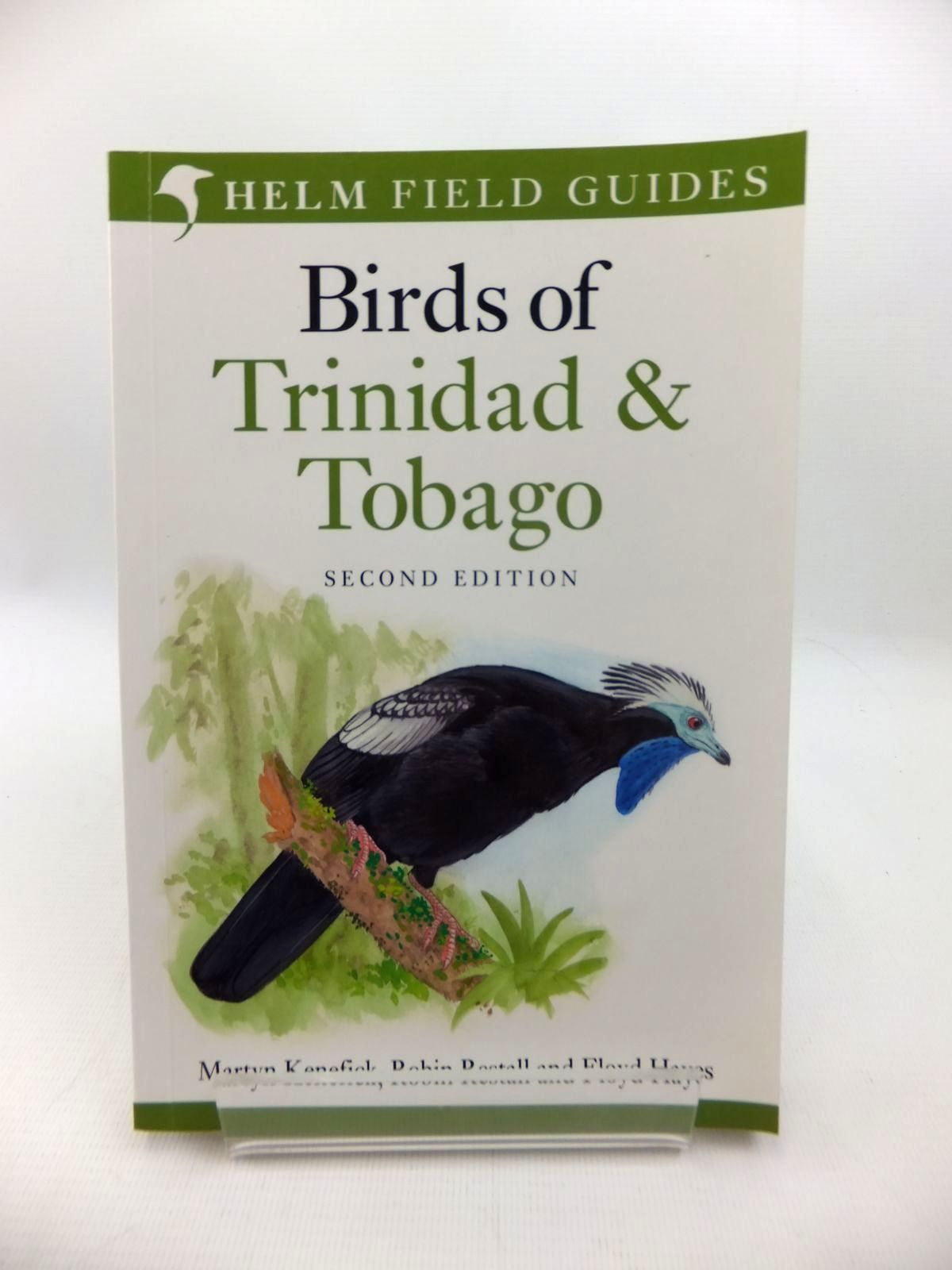Photo of BIRDS OF TRINIDAD &amp; TOBAGO (HELM FIELD GUIDES) written by Kenefick, Martyn<br />Restall, Robin<br />Hayes, Floyd published by Christopher Helm (STOCK CODE: 1814647)  for sale by Stella & Rose's Books