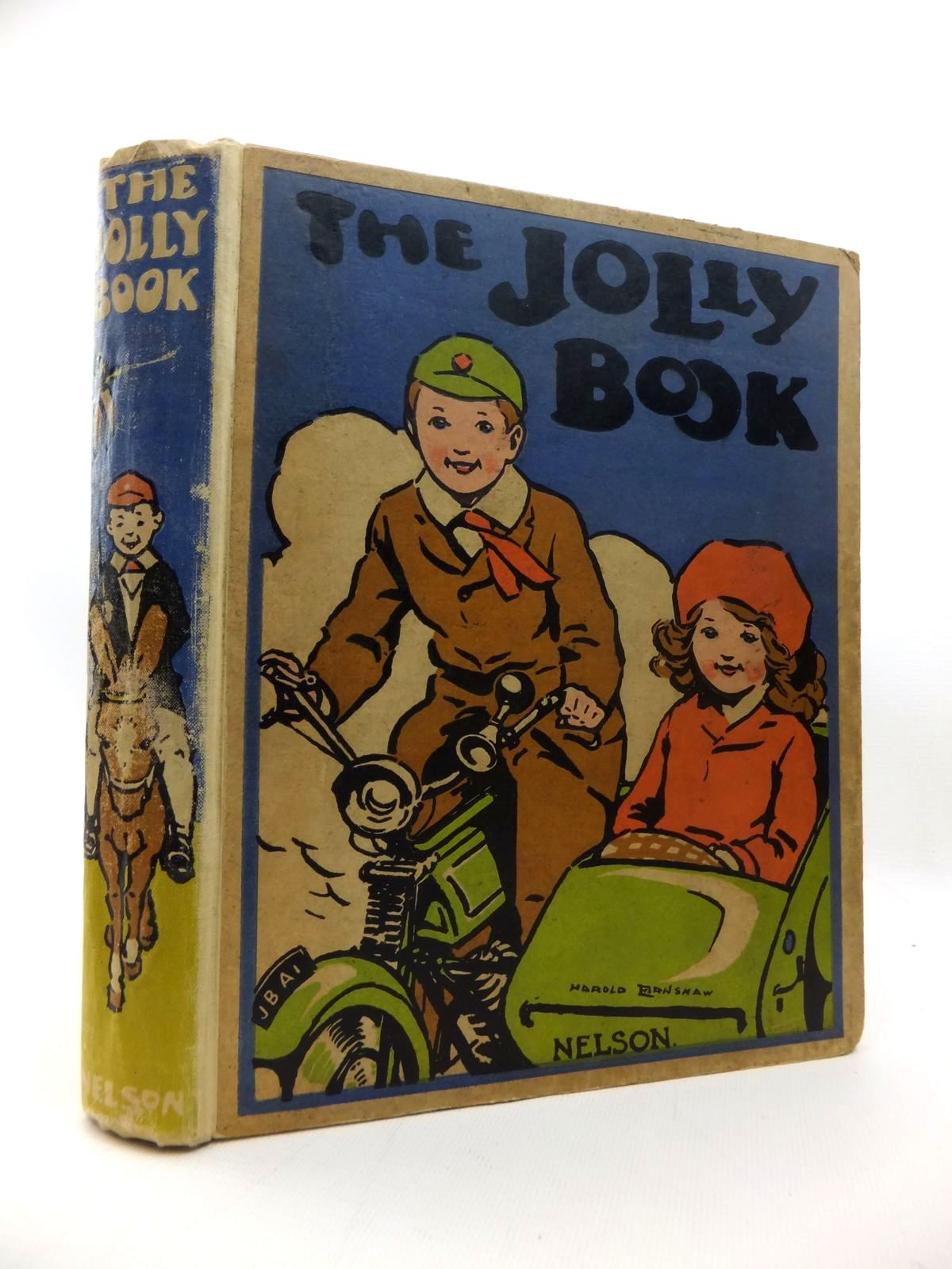 Photo of THE JOLLY BOOK - THIRTEENTH YEAR- Stock Number: 1814676