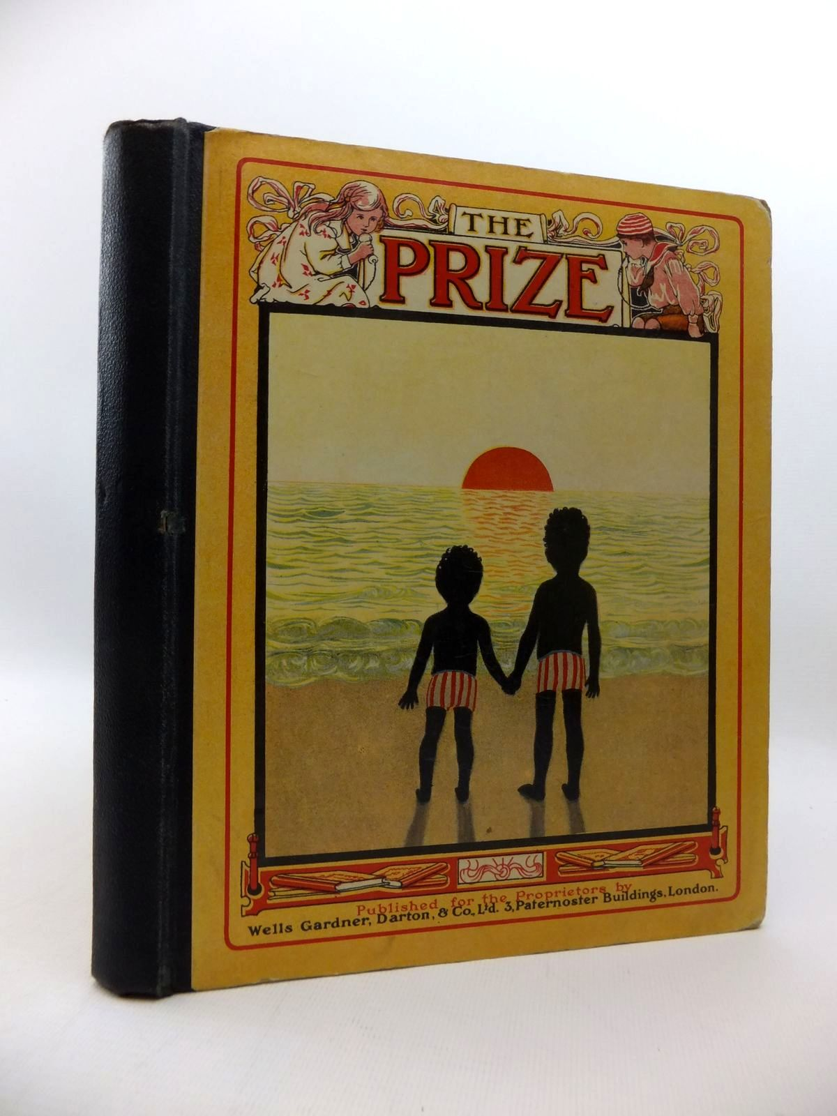 Photo of THE PRIZE FOR BOYS AND GIRLS VOLUME 62- Stock Number: 1814679