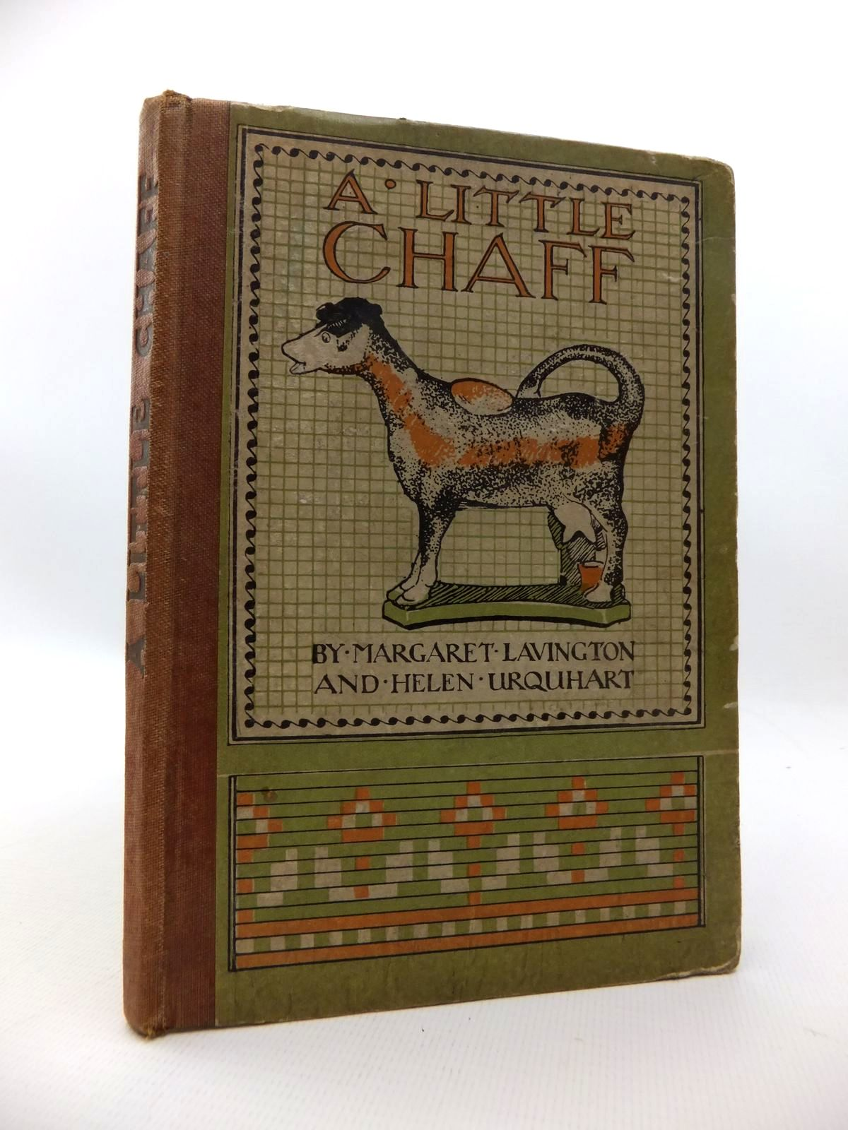 Photo of A LITTLE CHAFF written by Lavington, Margaret illustrated by Urquhart, Helen published by John Lane The Bodley Head (STOCK CODE: 1814683)  for sale by Stella & Rose's Books