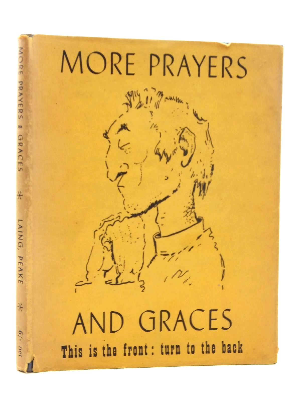 Photo of MORE PRAYERS AND GRACES- Stock Number: 1814724