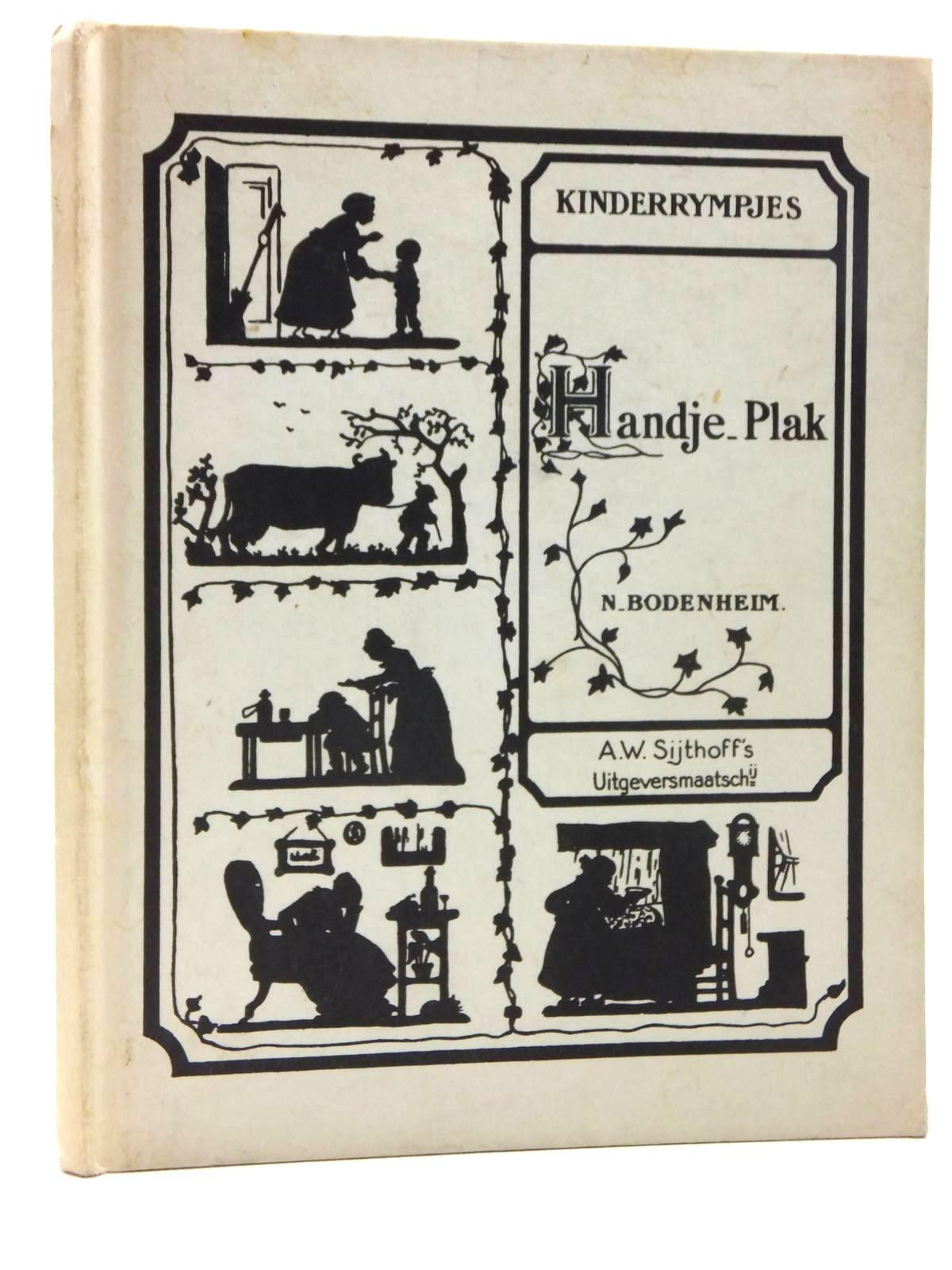 Photo of KINDERRYMPJES: HANDJE_PLAK- Stock Number: 1814784