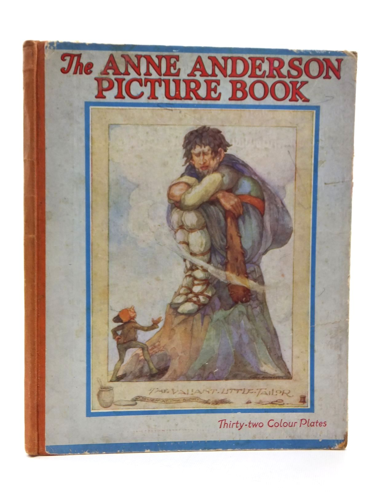 Photo of THE ANNE ANDERSON PICTURE BOOK written by Andersen, Hans Christian<br />Grimm, Brothers illustrated by Anderson, Anne published by Collins Clear-Type Press (STOCK CODE: 1814807)  for sale by Stella & Rose's Books