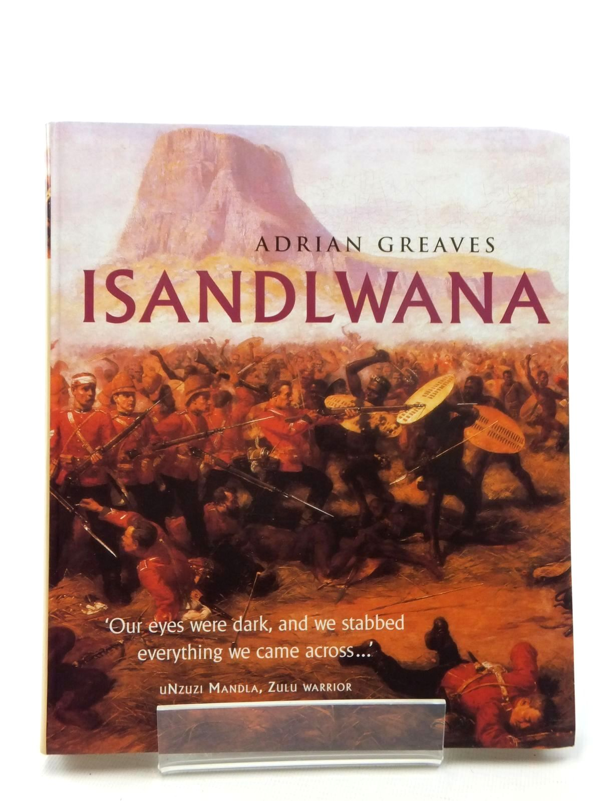 Photo of ISANDLWANA written by Greaves, Adrian published by Cassell & Co. (STOCK CODE: 1814848)  for sale by Stella & Rose's Books