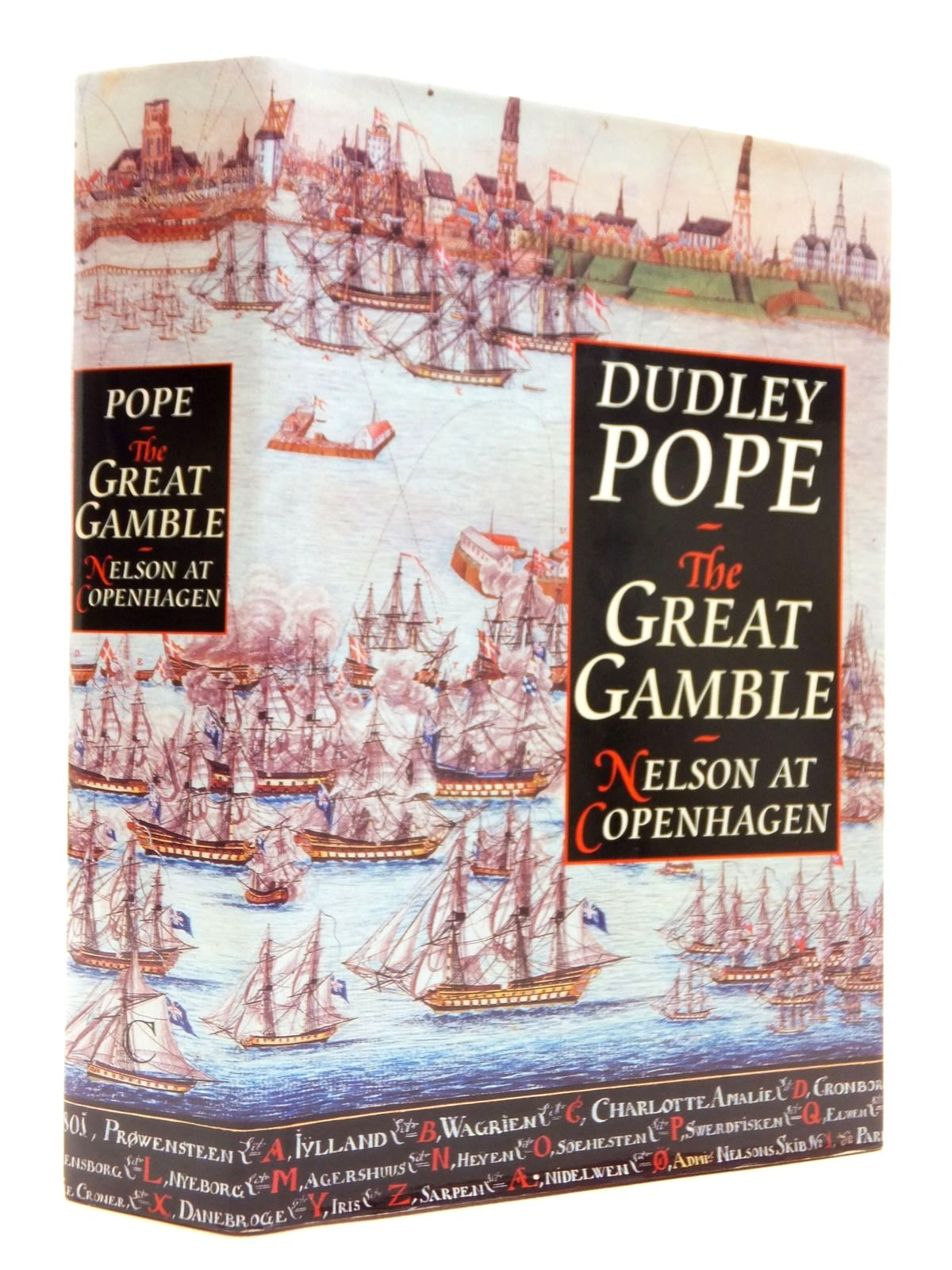 Photo of THE GREAT GAMBLE written by Pope, Dudley published by Chatham Publishing (STOCK CODE: 1814886)  for sale by Stella & Rose's Books