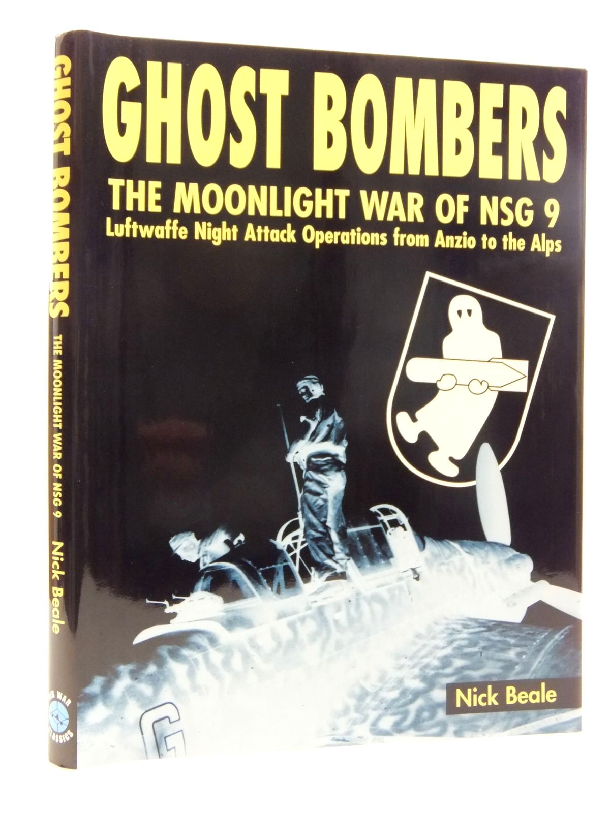 Photo of GHOST BOMBERS THE MOONLIGHT WAR OF NSG9- Stock Number: 1814927