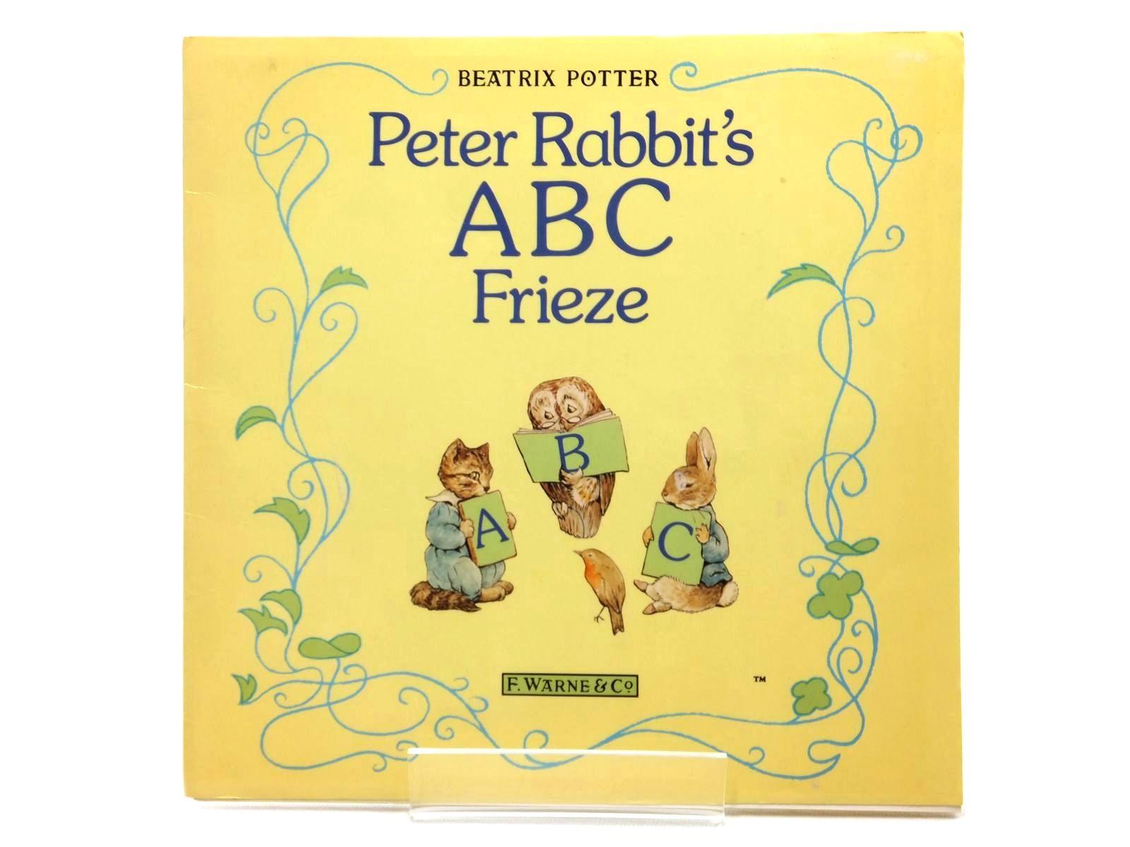 Photo of PETER RABBIT'S ABC FRIEZE- Stock Number: 1814942