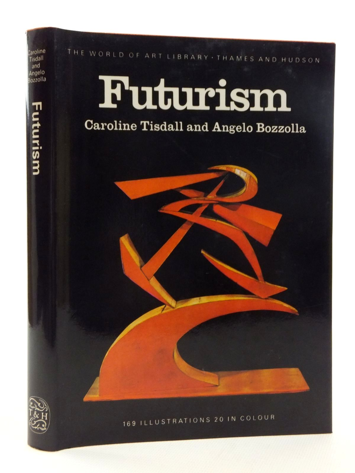 Photo of FUTURISM written by Tisdall, Caroline Bozzolla, Angelo published by Thames and Hudson (STOCK CODE: 1814964)  for sale by Stella & Rose's Books