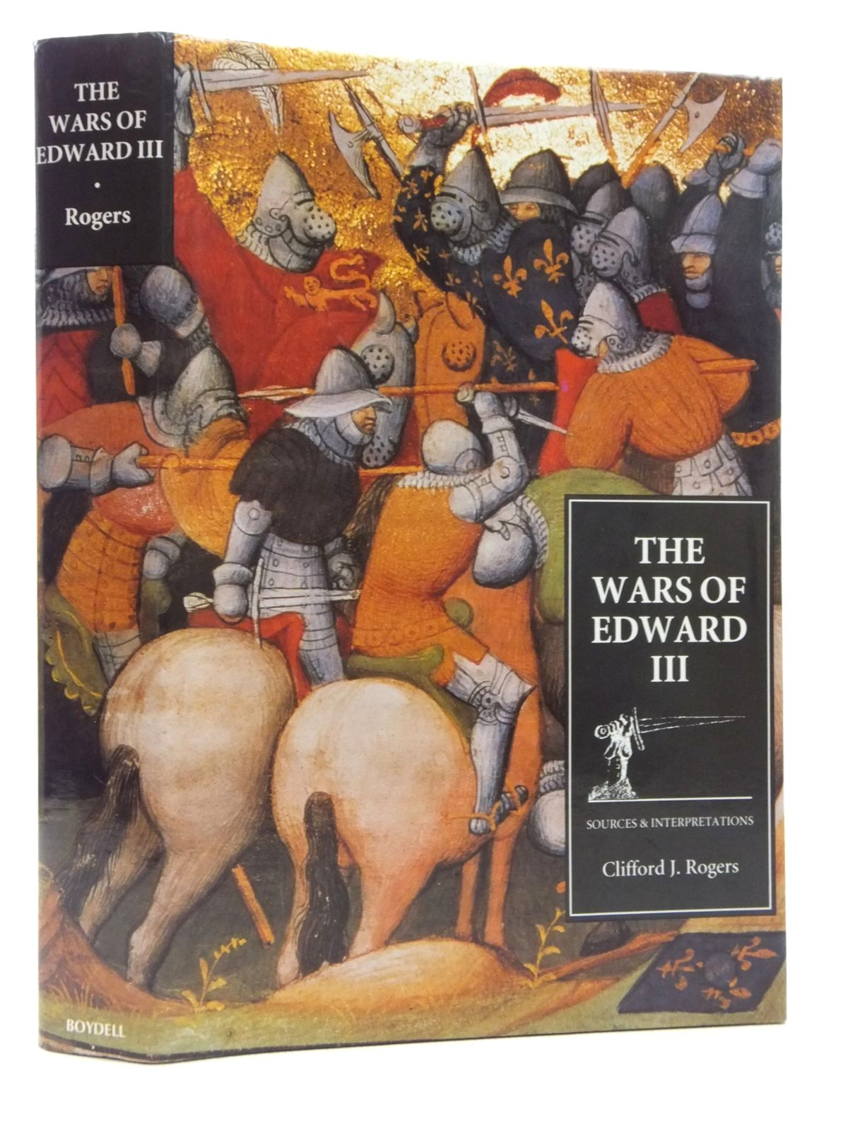 Photo of THE WARS OF EDWARD III: SOURCES AND INTERPRETATIONS written by Rogers, Clifford published by The Boydell Press (STOCK CODE: 1815002)  for sale by Stella & Rose's Books