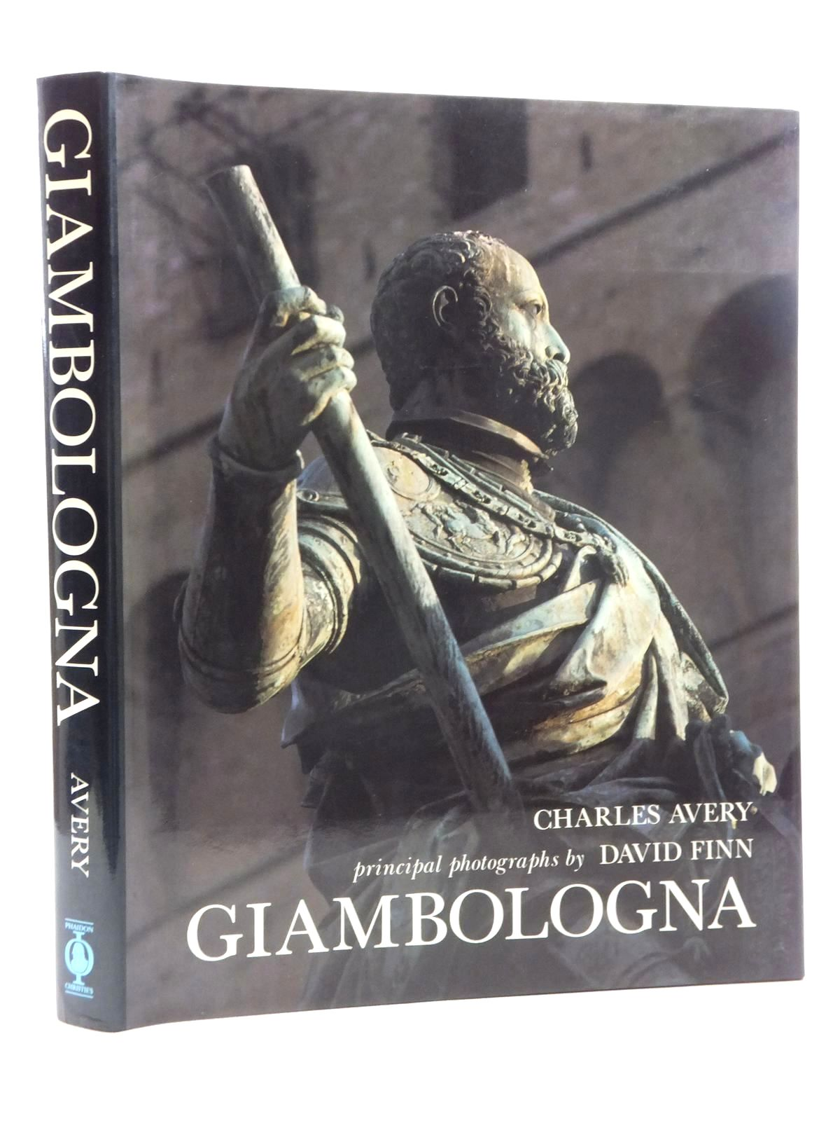 Photo of GIAMBOLOGNA: THE COMPLETE SCULPTURE written by Avery, Charles illustrated by Giambologna,<br />Finn, David published by Phaidon.Christie's (STOCK CODE: 1815063)  for sale by Stella & Rose's Books