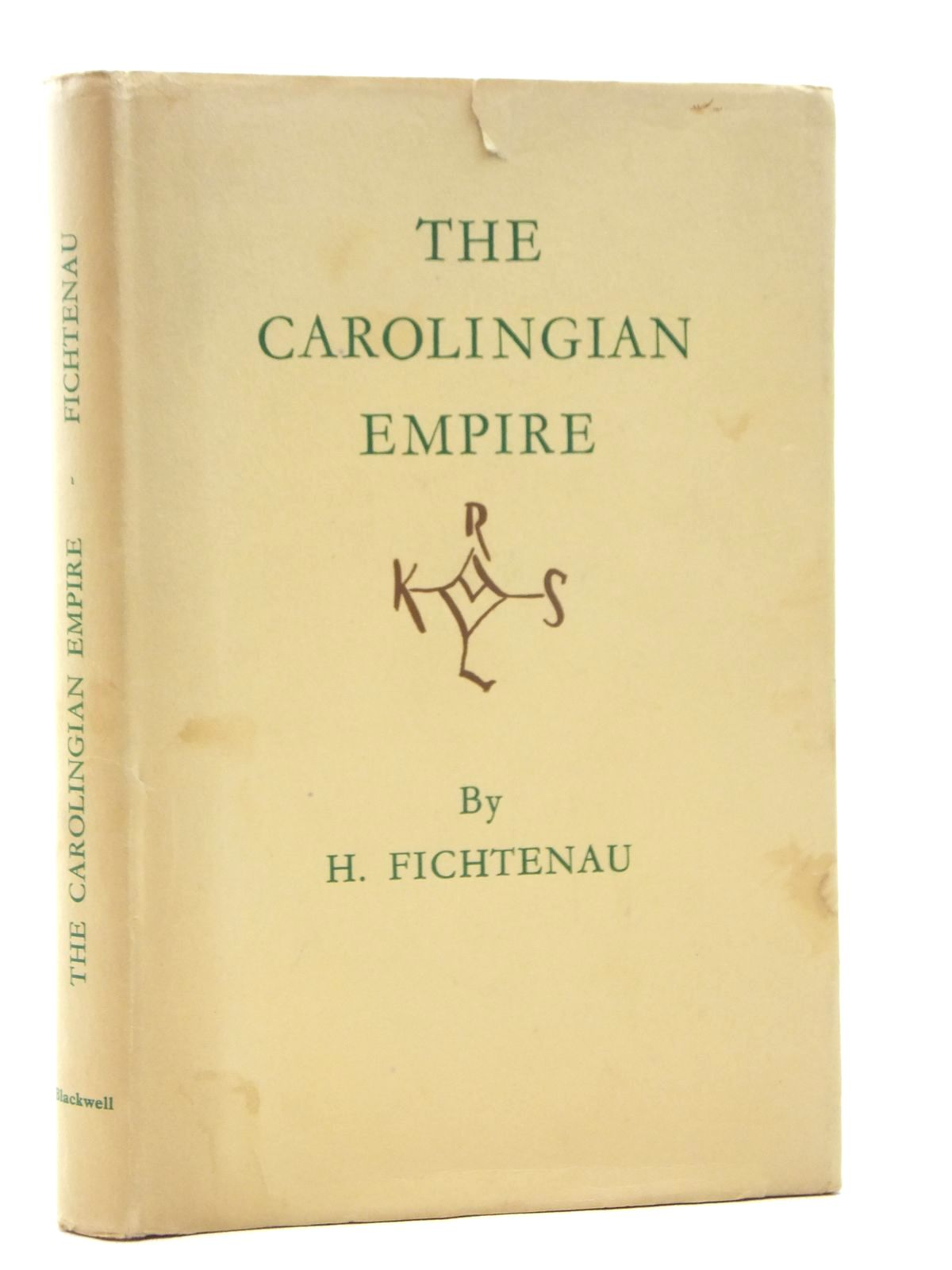 Photo of THE CAROLINGIAN EMPIRE written by Fichtenau, Heinrich published by Basil Blackwell (STOCK CODE: 1815113)  for sale by Stella & Rose's Books