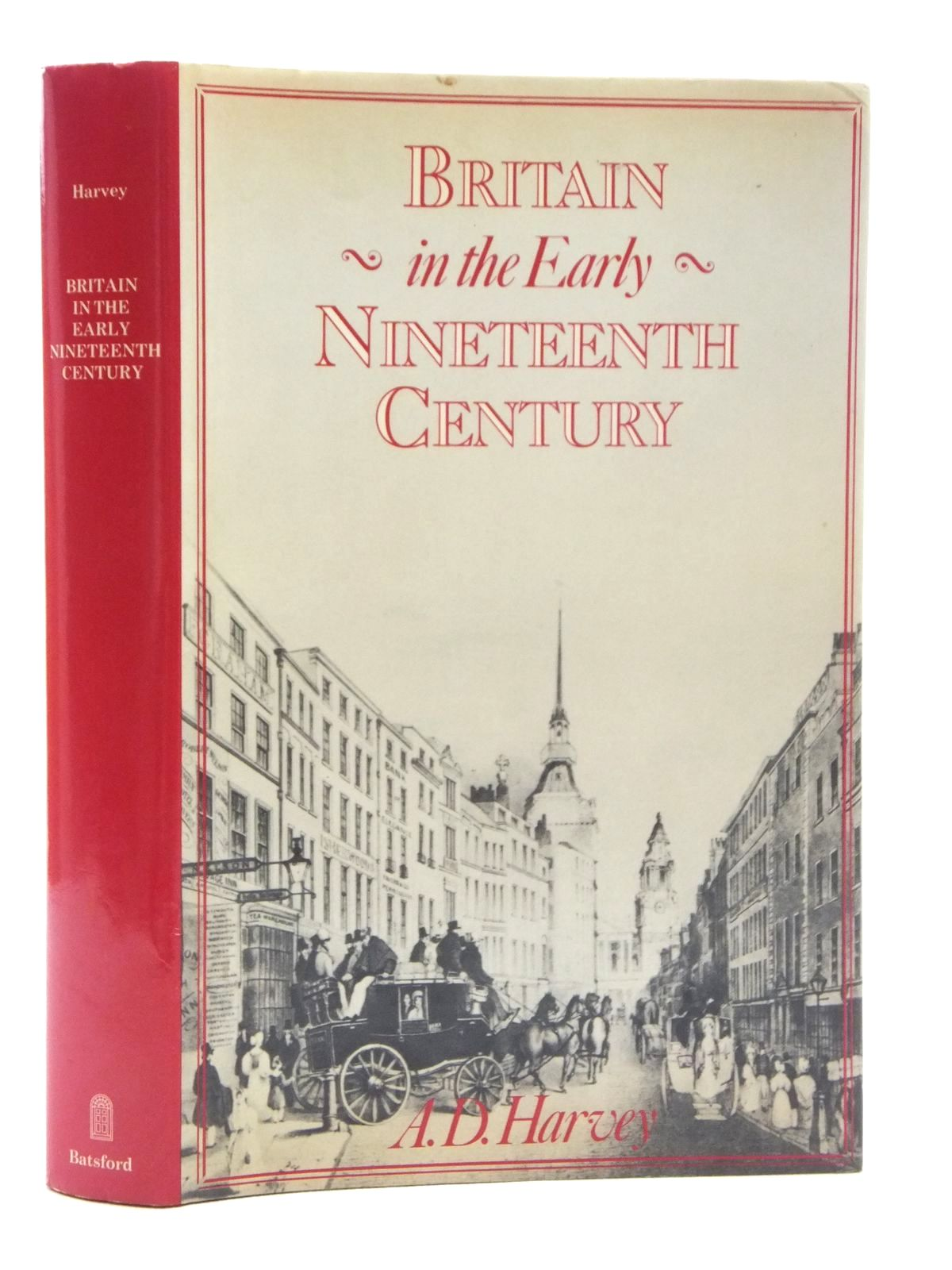 Photo of BRITAIN IN THE EARLY NINETEENTH CENTURY- Stock Number: 1815118