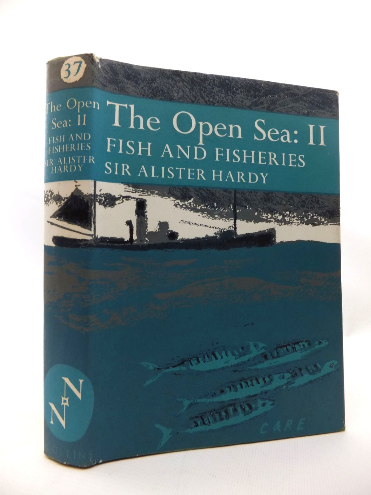 Photo of THE OPEN SEA: ITS NATURAL HISTORY PART II: FISH AND FISHERIES (NN 37) written by Hardy, Alister illustrated by Hardy, Alister published by Collins (STOCK CODE: 1815209)  for sale by Stella & Rose's Books