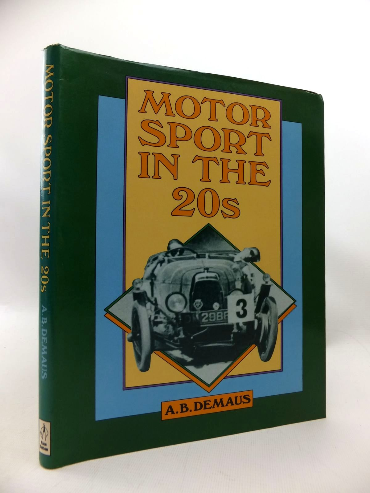 Photo of MOTOR SPORT IN THE 20s- Stock Number: 1815222