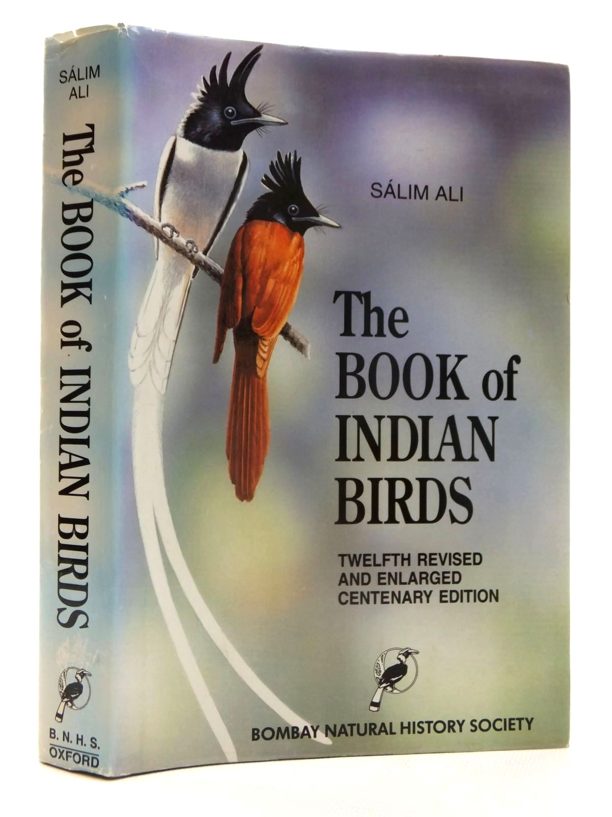 Photo of THE BOOK OF INDIAN BIRDS written by Ali, Salim published by The Bombay Natural History Society (STOCK CODE: 1815290)  for sale by Stella & Rose's Books
