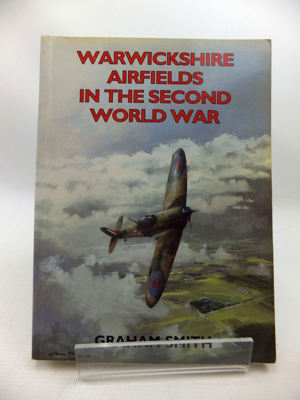 Photo of WARWICKSHIRE AIRFIELDS IN THE SECOND WORLD WAR- Stock Number: 1815363
