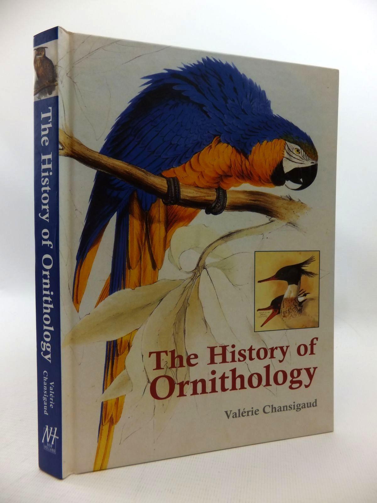 Photo of THE HISTORY OF ORNITHOLOGY- Stock Number: 1815383