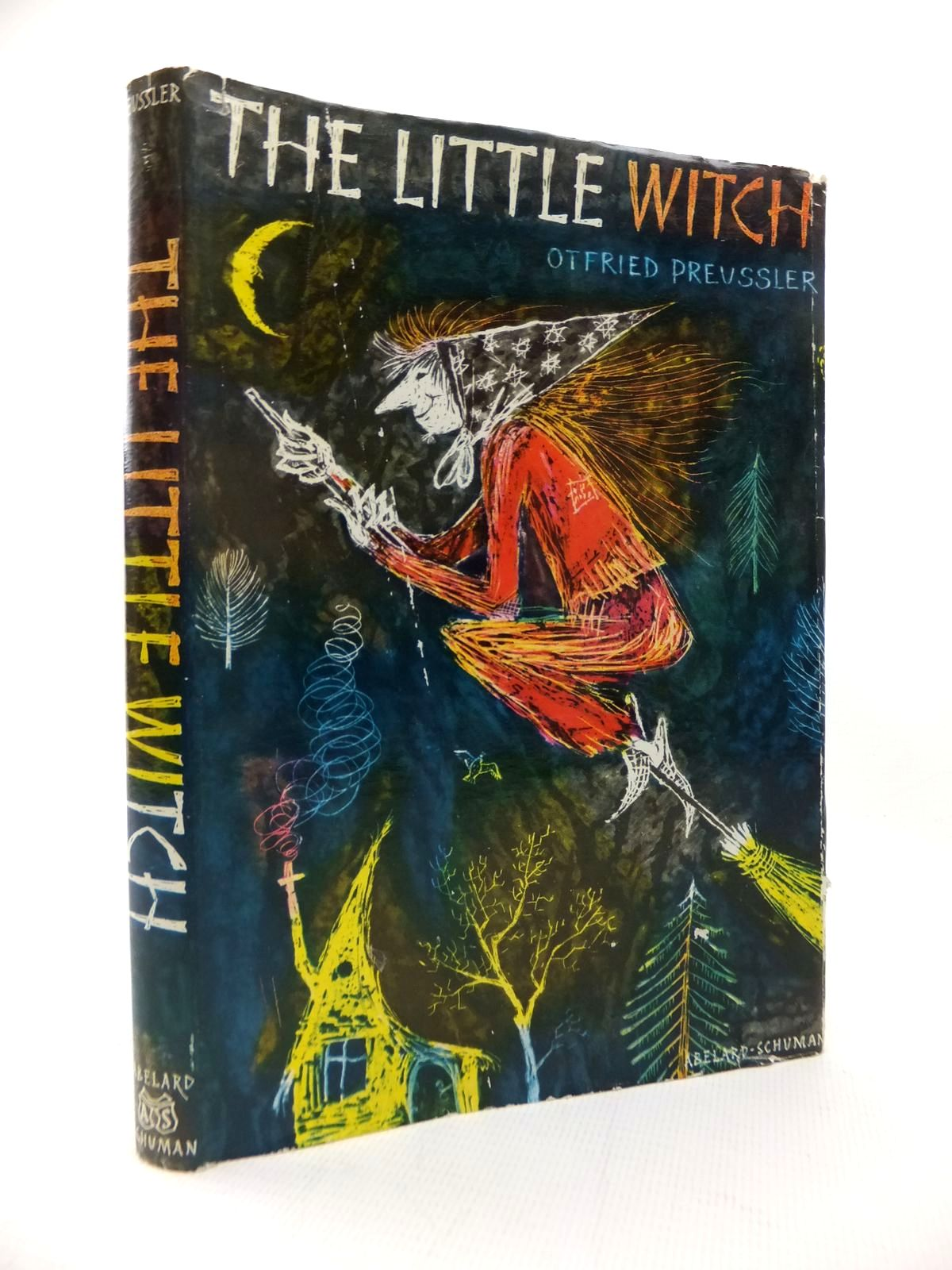 Photo of THE LITTLE WITCH- Stock Number: 1815393