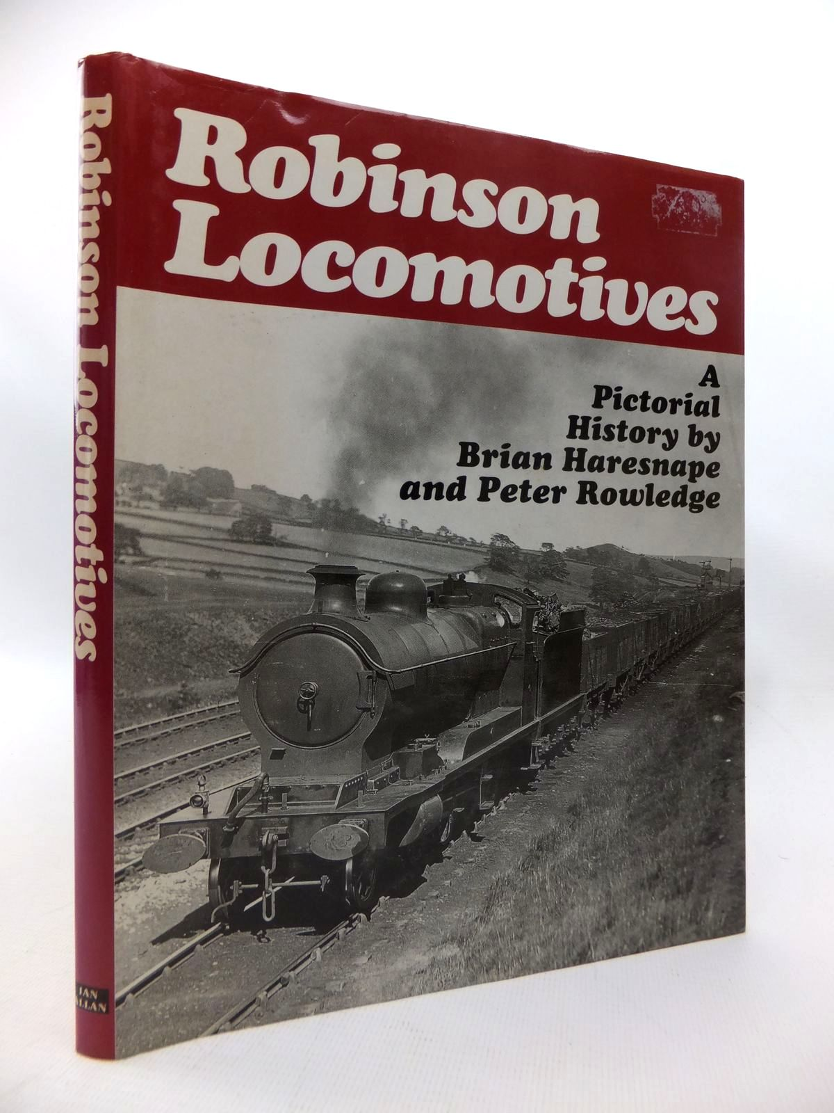 Photo of ROBINSON LOCOMOTIVES A PICTORIAL HISTORY- Stock Number: 1815404