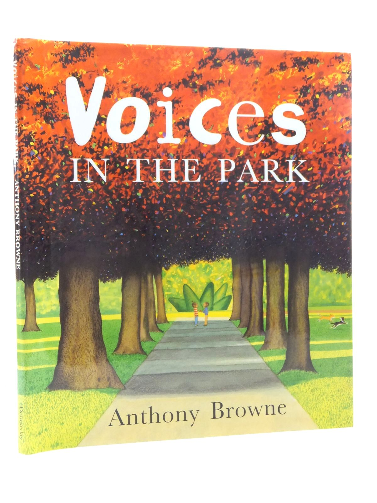 Photo of VOICES IN THE PARK- Stock Number: 1815450