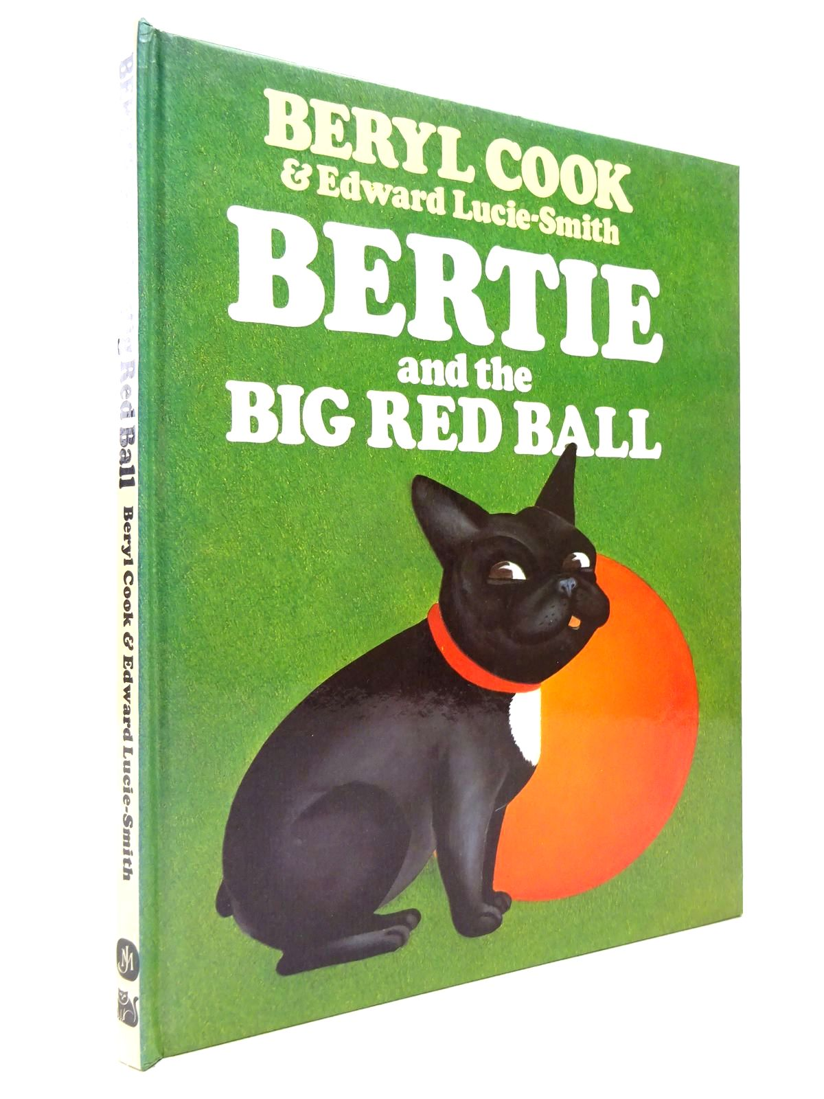 Photo of BERTIE AND THE BIG RED BALL written by Lucie-Smith, Edward illustrated by Cook, Beryl published by John Murray, Gallery Five (STOCK CODE: 1815530)  for sale by Stella & Rose's Books