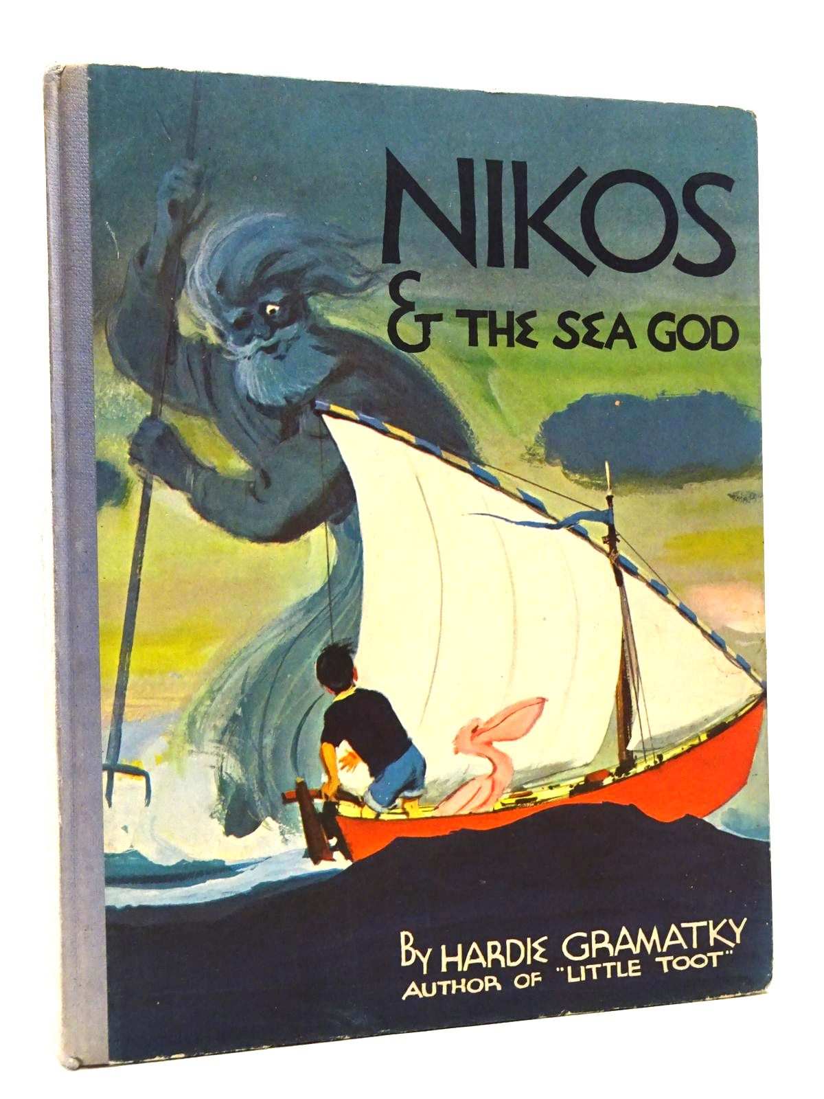 Photo of NIKOS & THE SEA GOD- Stock Number: 1815600