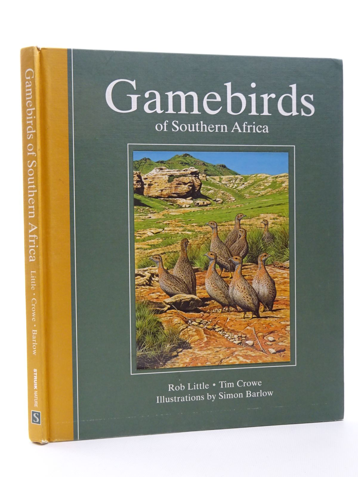 Photo of GAMEBIRDS OF SOUTHERN AFRICA- Stock Number: 1815602